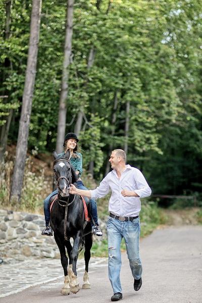 Уроки верхової їзди в Воєводино